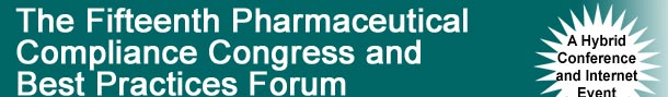 pharmaceutical compliance congress